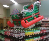 Canada Dry Inflatable