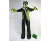 Frankenstein monster halloween inflatable