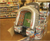 Coors Light Inflatable Stadium