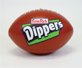 Farm Rich Dippers Inflatable Football