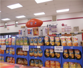 Frito Lay Inflatable Football