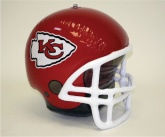 Kansas City Chiefs Inflatable Helmet