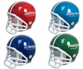 Nestle inflatable football helmets