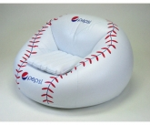 Pepsi baseball inflatable chair