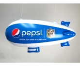 Pepsi inflatable blimp