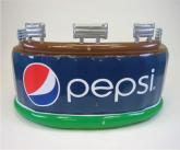Pepsi Inflatable Football Stadium Back