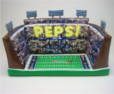 Pepsi Inflatable Football Stadium