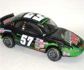 Mt. dew inflatable POS stock car