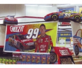Racing POS display