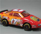 Ritz inflatable POS race car