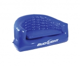 Bud light inflatable POS couch cooler