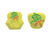 Mello yellow inflatable POS chair