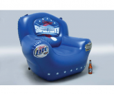 Miller inflatable POS chair