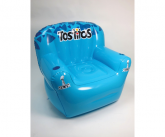 Tostitos inflatable POS chair