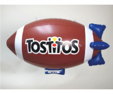 Tostitos POS Hanging Inflatable Blimp
