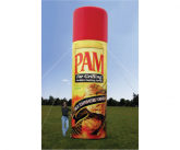 Pam Giant inflatable