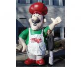 Tonys Giant inflatable