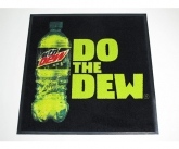 Mountain dew floor mat
