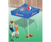Basketball Game Tent