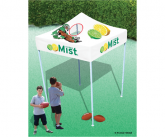 Interactive Game Tent