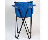 Cooler With Folding Legs