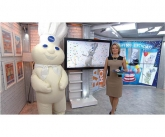 Pillsbury Doughboy Inflatable Costume - (See Video On Our Video Section)