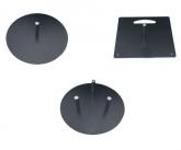 Heavy iron base options