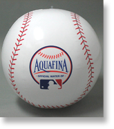 Aquafina inflatable baseball 22