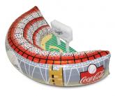 Coke inflatable baseball stadium