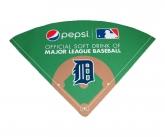 Pepsi baseball floormat