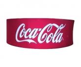 Coca cola hanging polyester display