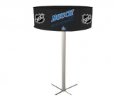 Custom Polyester P.O.S. hoop displays