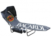 Promotional folding POS beach / patio loungers