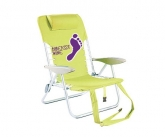 Barefoot wine beach chair