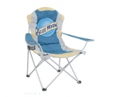 Blue moon camping chair